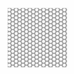 Mild Steel Perforated Sheet Mumbai