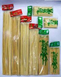 Wooden Satay Stick/ Skewer Sticks