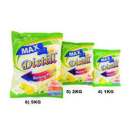 Distill Max Detergent Washing Powder