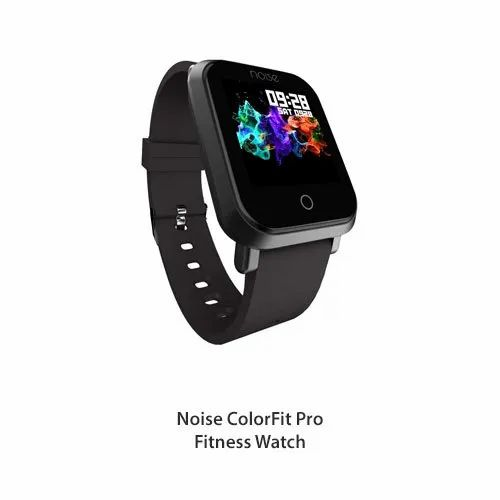 Black Noise ColorFit Pro Fitness Watch