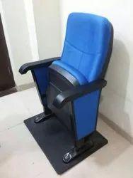 Blue Auditorium Chair