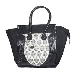 Black Leather Bag LB10011