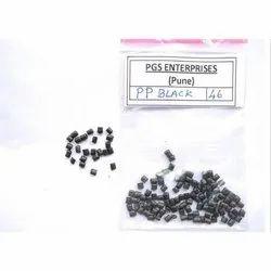 Poly Propylene Black Natural Granules, Packaging Type: Poly Bag