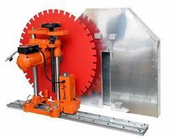 Electric Wall Cutter Machine, Model Name/Number: Sa 1000, 5880 W