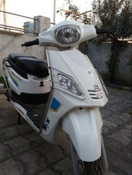 SAH DC Battery Operated Bike, Vehicle Model: New