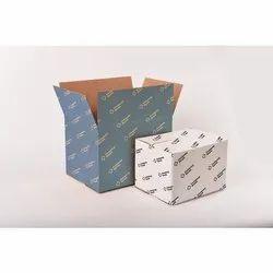 Color Printed Corrugated Box