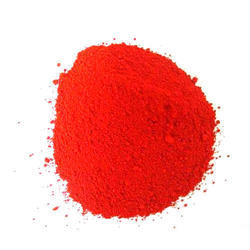 Red Natural Pigment, 25 Kg