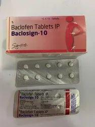 Baclofen 10