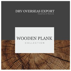 Wooden Plank Ceramic Floor Tile