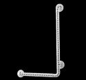Wall Mounted Foldable Support Toilet Grab Bar