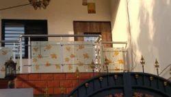 Printed Balcony Glass