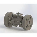 High Pressure Flanged Ball Valves