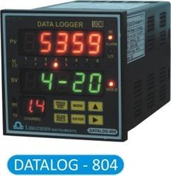 Temperature Process Data Logger 8 Channel Datalog-804