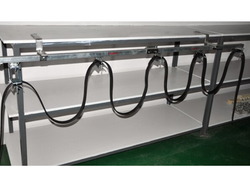 C Rail Festoon System For EOT Crane