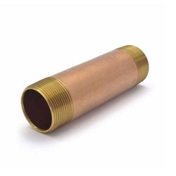 Brass Round Pipe Fittings