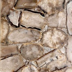 Capstona Silver Agate Tiles