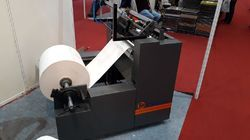 Plotter Paper Rolls Rewinding Machine