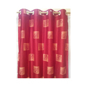 Polyester Printed Modern Window Curtain, Size: 4 X 5 Feet And 4 X 7 Feet