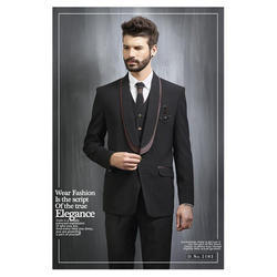 Large And XL Mens Three Piece Suit
