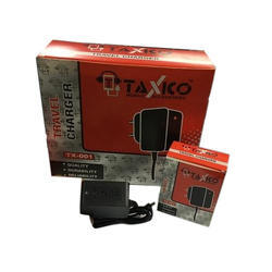 Taxico Travel Charger, Packing Type: Box