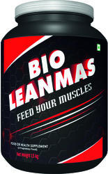 BioLeanmass Chocolate Bioleanmas: Whey Protein Feed Your Muscles, Zenova, Packaging Type: HDPE Jar