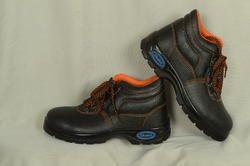 Shakti Hi Ankle Single Sole Safety Shoes