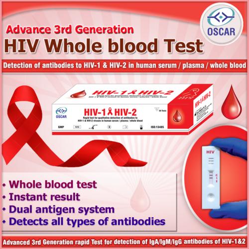 Hiv Rapid Test Kit