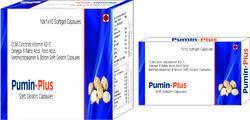 CCM Calcitriol Vitamin K2-7 Omega-3 Fatty Acid Folic Acid Methylcobalamin and Boron Soft Gelatin