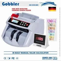 Currency Counting Machine With Fake Note Detection