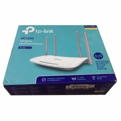Tp Link Ac1200 Wireless Dual Band Wifi Router