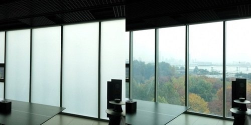 Plain PVC Switchable Smart Glass Film, Packaging Type: Roll, Rs 2200  /square feet | ID: 21149566712