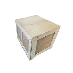 Hard wood and Pine wood Plywood Box, For Packaging and industrial, Box Capacity: 500-800 kg
