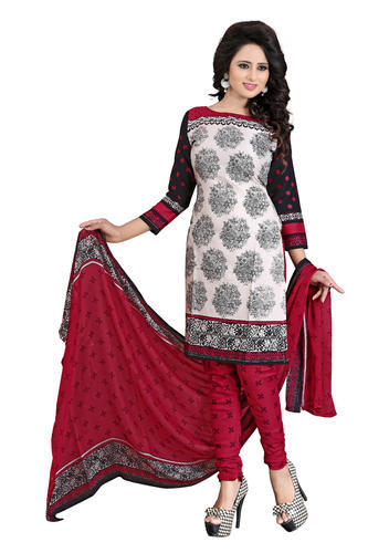 18a3e39edd Printed Cotton Salwar Suit Dress Material at Rs 250 /piece | Parvat ...