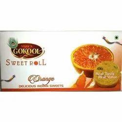 Orange Soan Roll