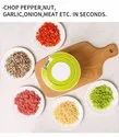 Markwell Dori Chopper, Round Vegetable Chopper, Handy Chopper Big Size 750ML