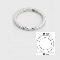 Flat Key Ring FLR-4
