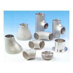 SS Butt Weld Pipe Fitting