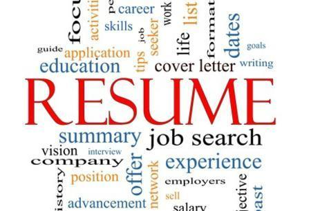 Professional resume writing services houston