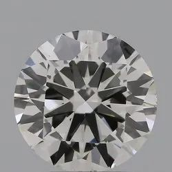 CVD Diamond 2.00ct H VS1 Round Brilliant Cut IGI Certified