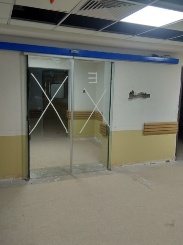 Swing Clear Sensor Sliding Glass Door Rs 98000 Unit Global Glass Technologies Id 8402855030
