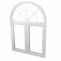 Aluminium Arched Window