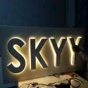Glow LED Signage Board