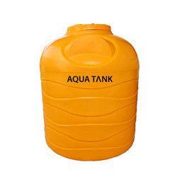 Aqua Tank 3 Layer Yellow Water Storage Tank