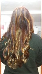 Ladies Hair Roll Service