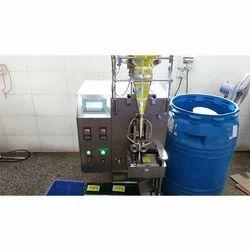 Hand Wash Liquid Sachet Packing Machine