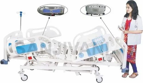 Five Function Luxurious Electric Care Bed