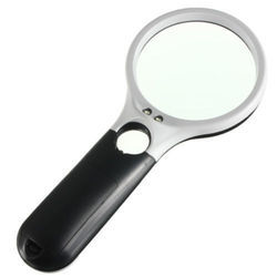 Hand Held Bifocal Magnifier