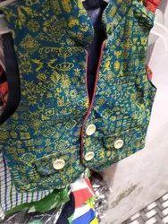 Kids Embroidered Jacket