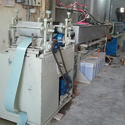 PVC Flat Hose Extrusion Machine