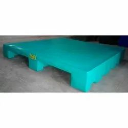 Ercon Pharma Flat Top Flat Bottom Plastic Pallet